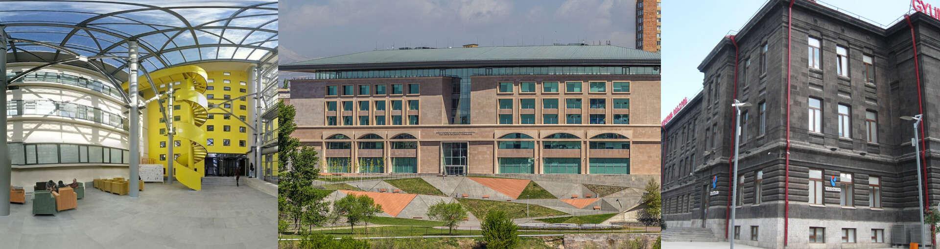 Технологические центры Армении