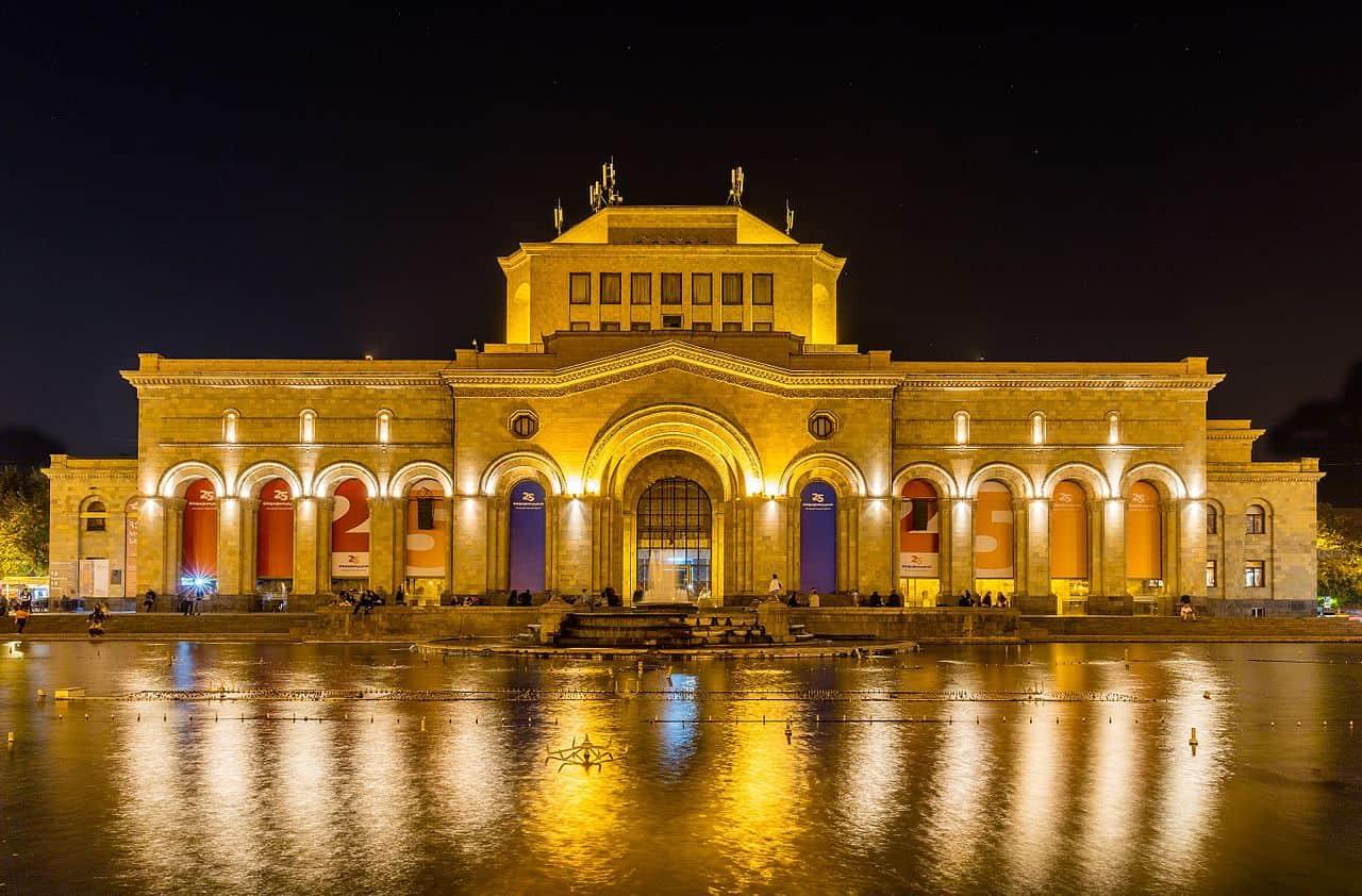 Հայաստանի ամենահայտնի թանգարանները