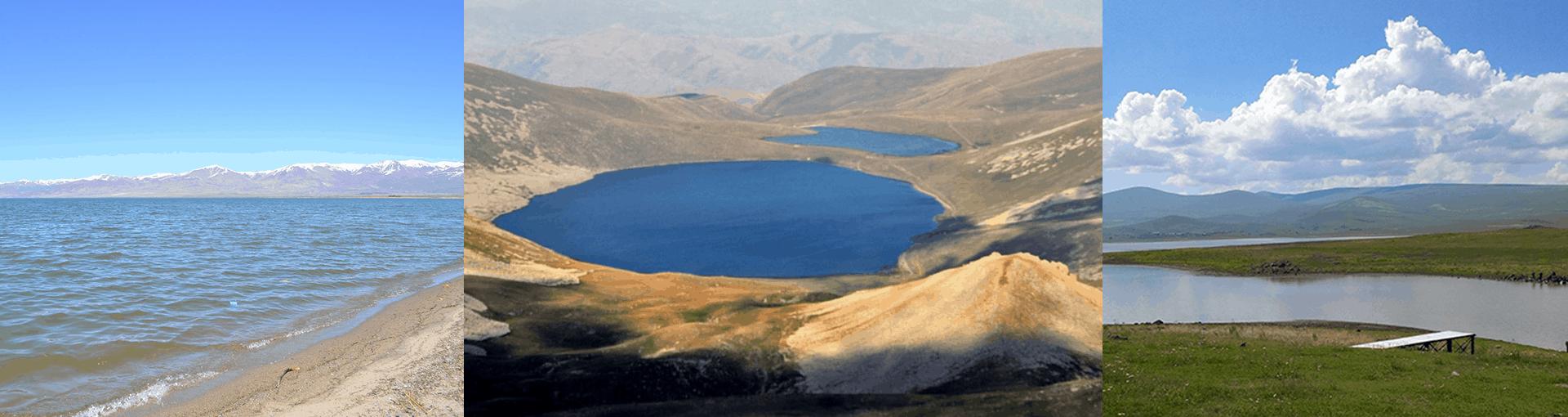 Հայաստանի լճերը