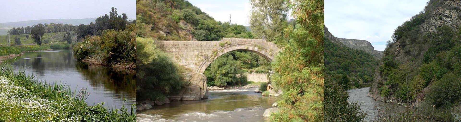 Rivers in Armenia