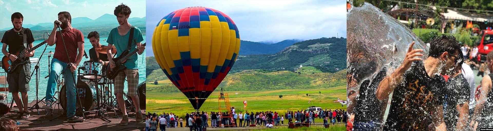 The Most Interesting Summer Festivals in Armenia