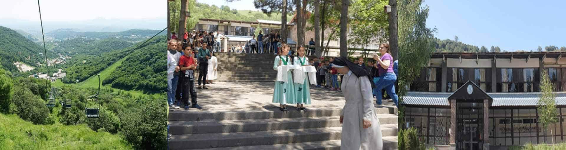 A place of beauty- OLA Camp, Tsaghkadzor