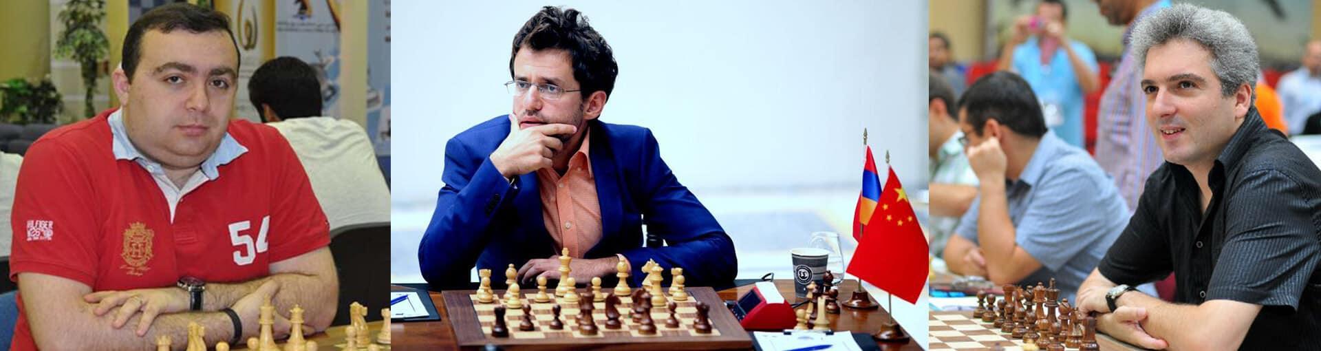 Армянские шахматисты