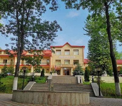 Гостиницы в Нагорном Карабахе