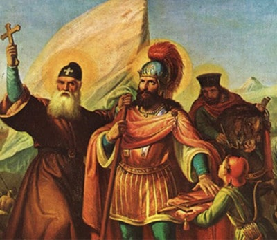 Վարդան Մամիկոնյան - Ավարայրի ճակատամարտի հերոսը