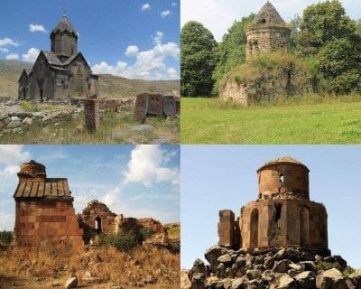 Скрытые церкви Армении