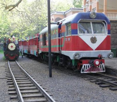 Yerevan Children's Railway