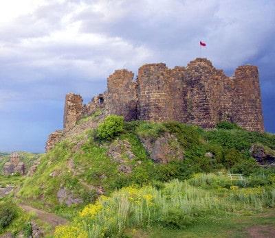 amberd-fortress