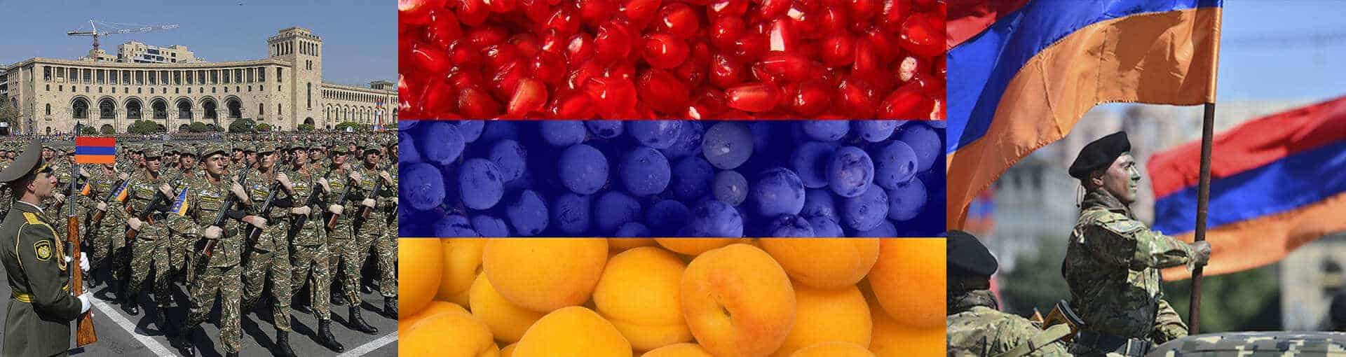 The Independence Day of Armenia