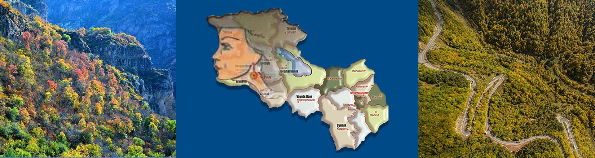 The Geography of Armenia