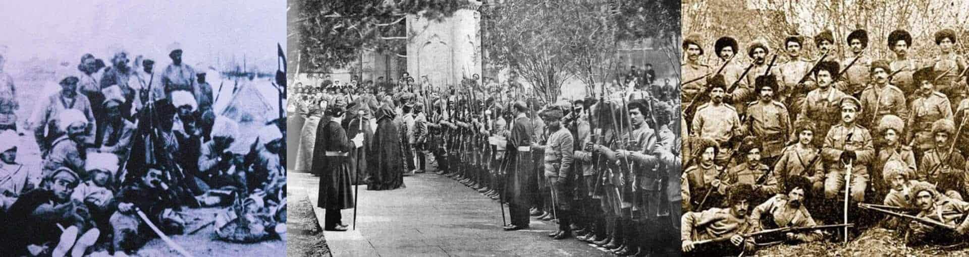 The First Republic of Armenia