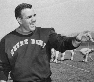 How Ara Parseghian Saved Notre Dame, and Became an Armenian Legend in American Sports