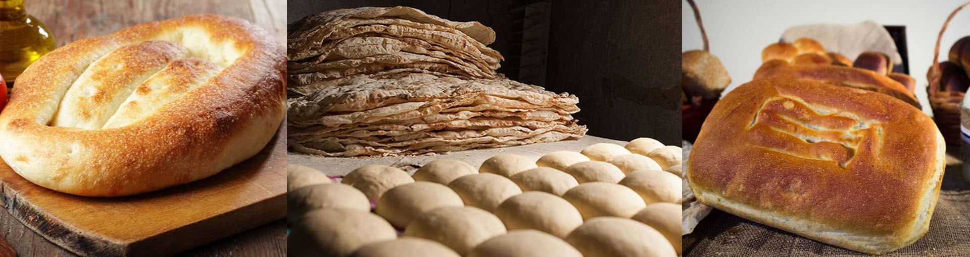 The Armenian Bread