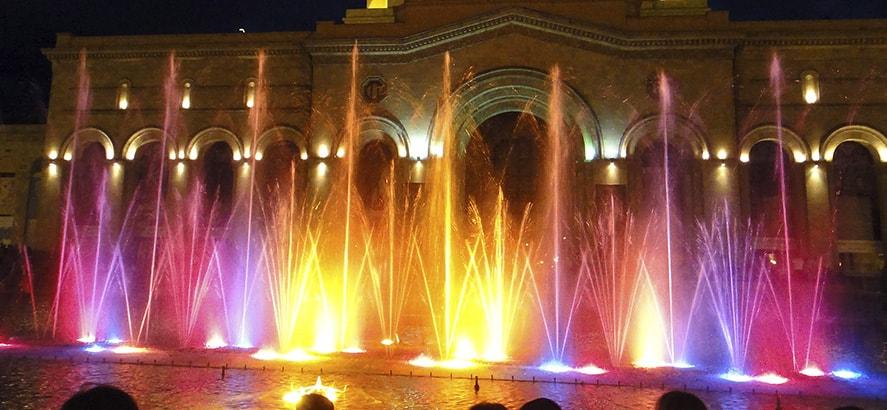 A walk in Yerevan