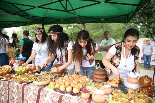 Hamov-Hotov Yerevan Holiday 2018