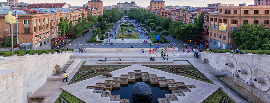 The 2801st anniversary of Erebuni-Yerevan