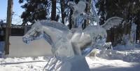 Снеговик-Фестиваль Снежного Искусства