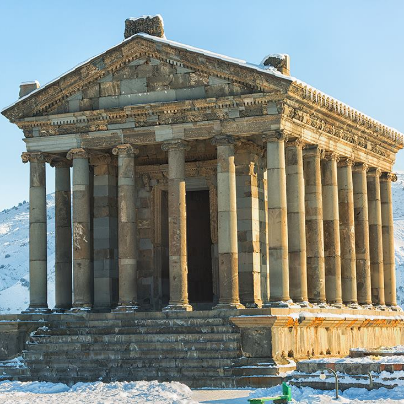 Excursion tour Garni-Geghard
