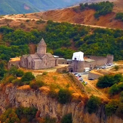 TATEV, NORAVANK AND SHAKI WATERFALL