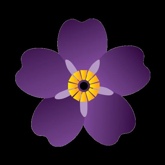 Forget-me-not Armenian Genocide symbol