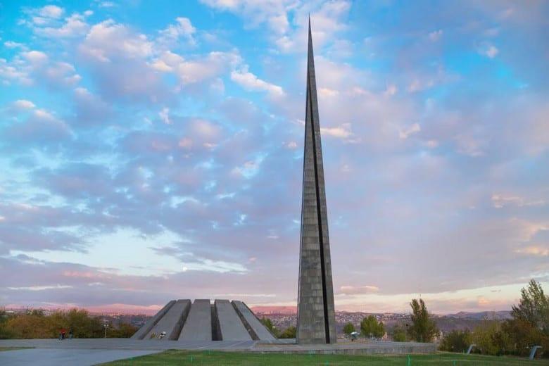 The Tsitsernakaberd Memorial Complex