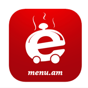 Mobile App for traveling in Armenia #2 Menu.am