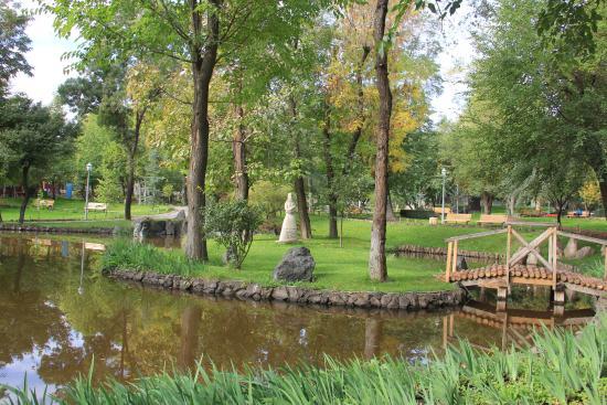 Lover's Park