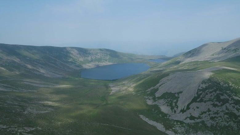 Lake Black