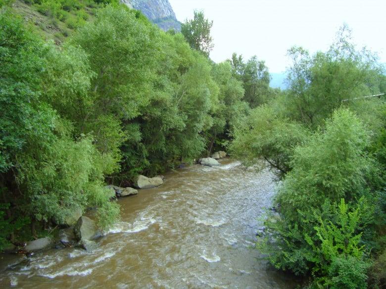 River Aghstev