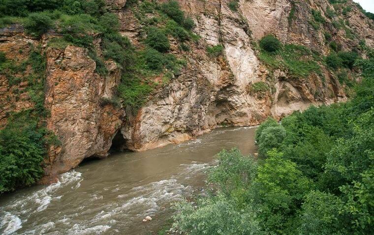 River Debed