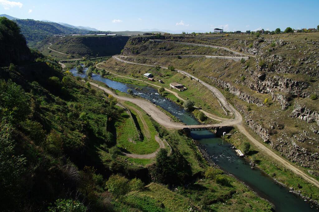 River Dzoraget