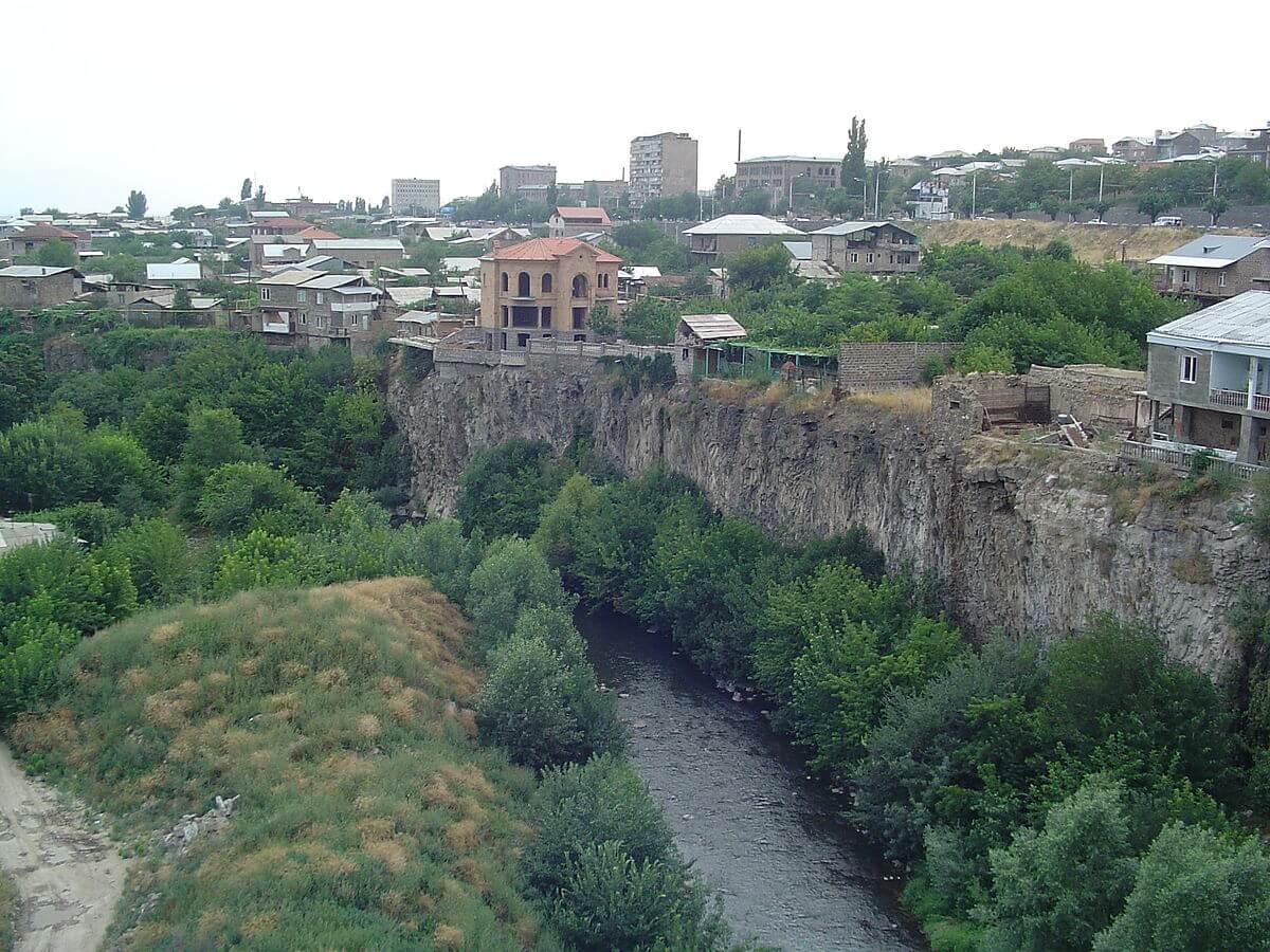 River Hrazdan