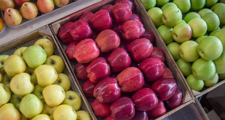 Armenian fruit #5 Apple