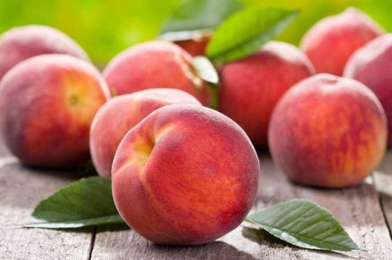 Armenian fruit #4 Peach