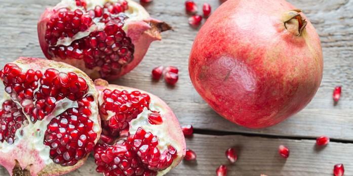 Armenian fruit #2 Pomegranate