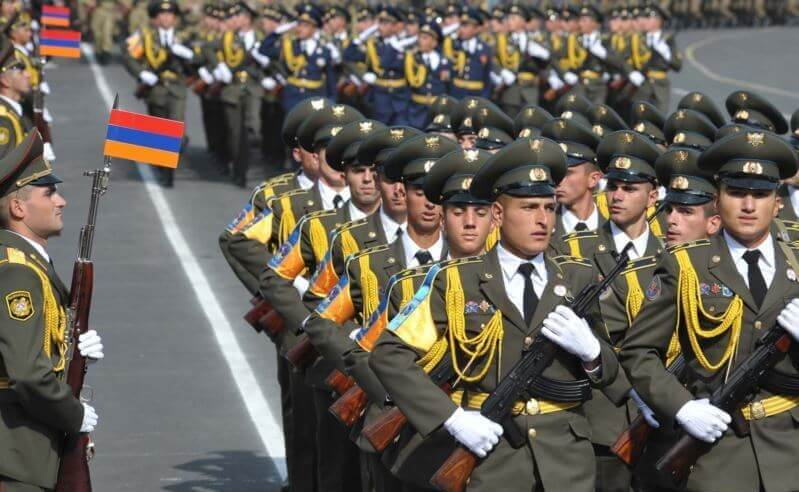 The Army day