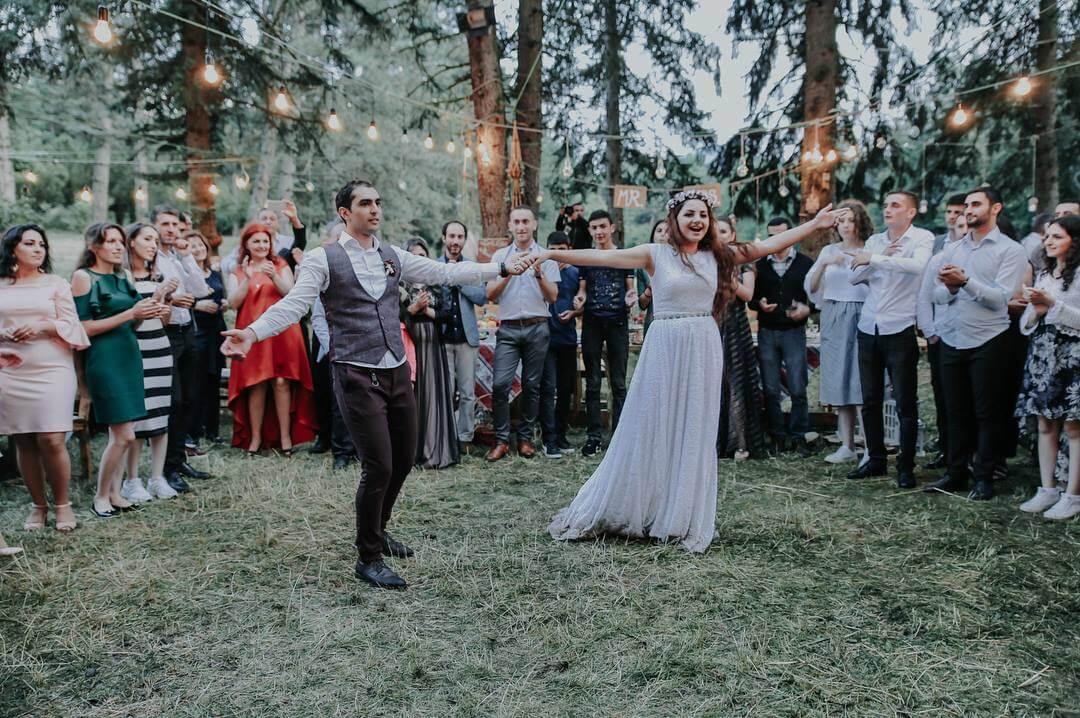 Armenian modern wedding