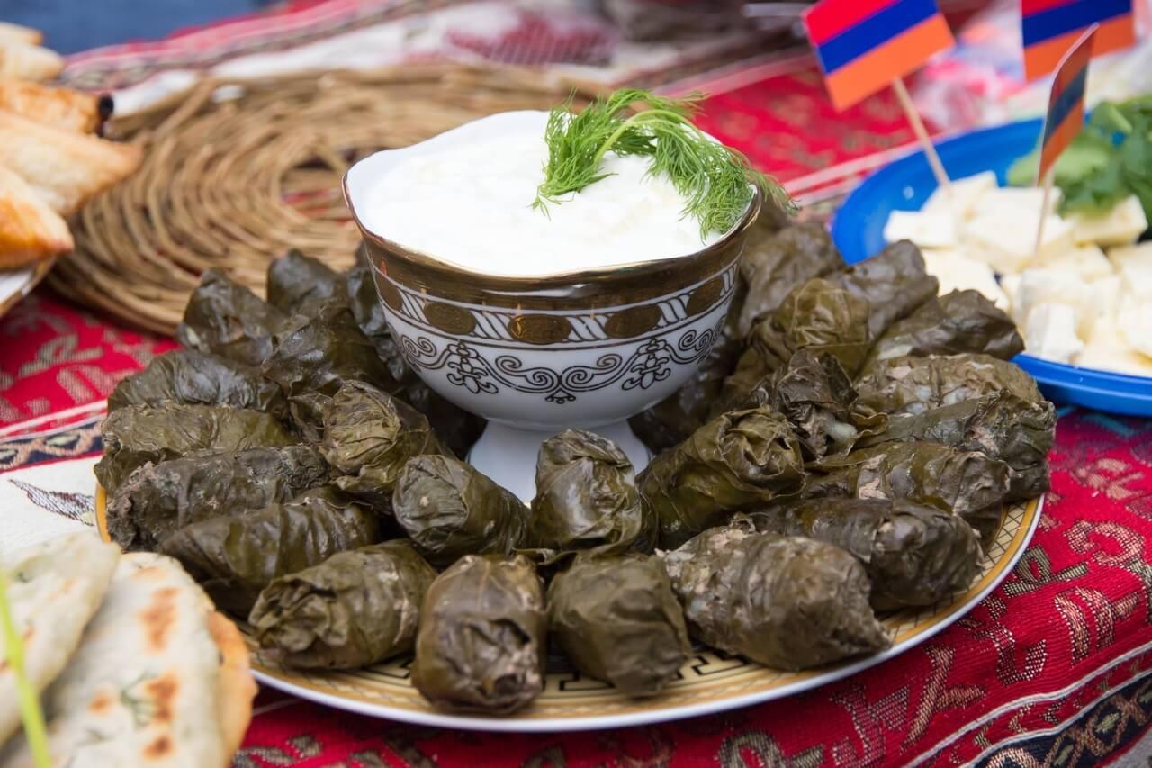 Dolma Festival in Armenia