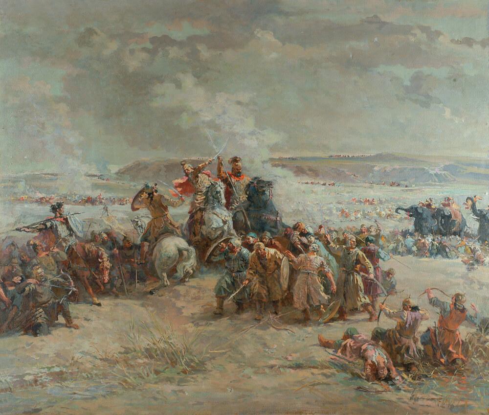 The Battle of Avarayr