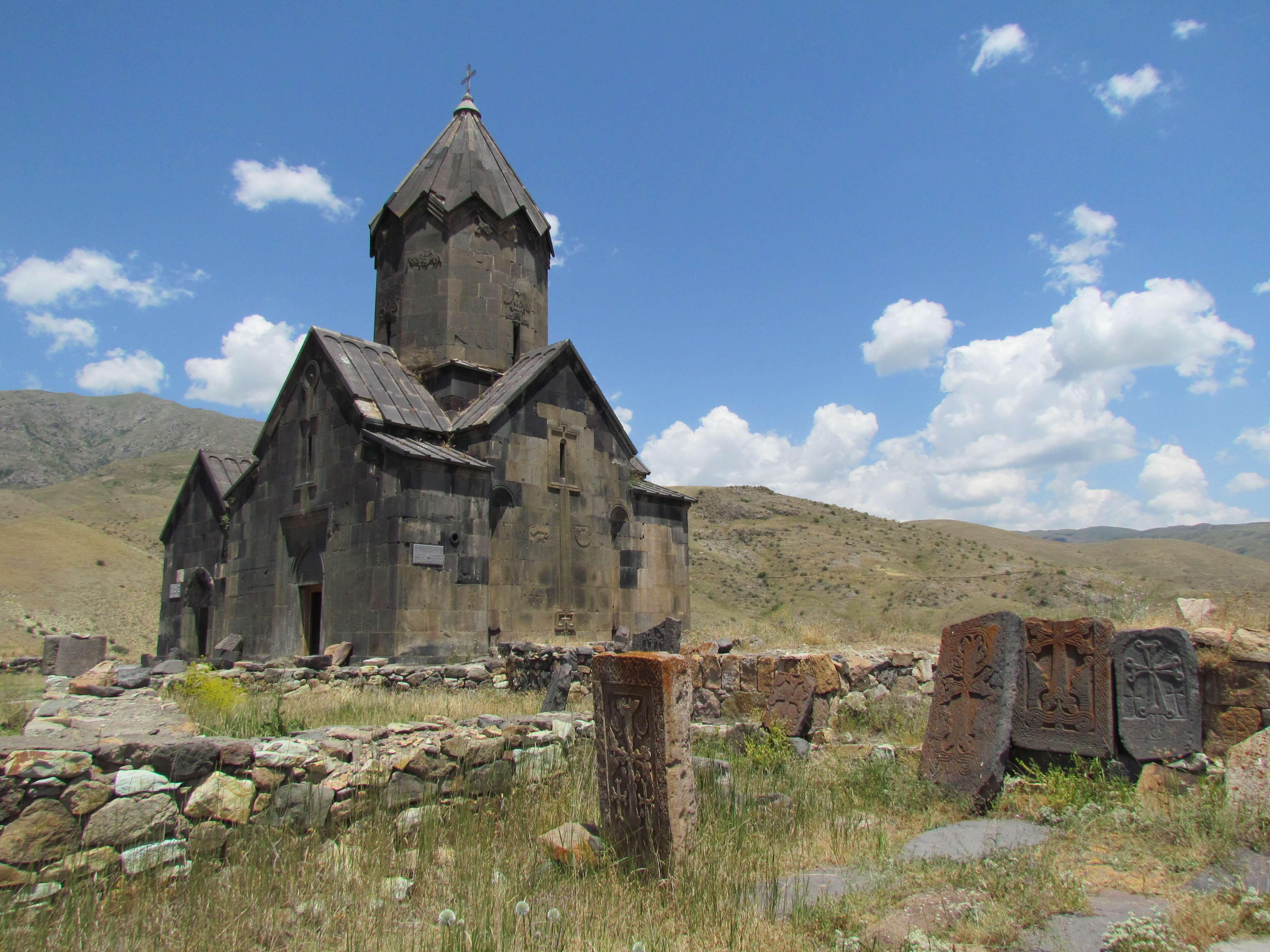 Gladzor Monastery