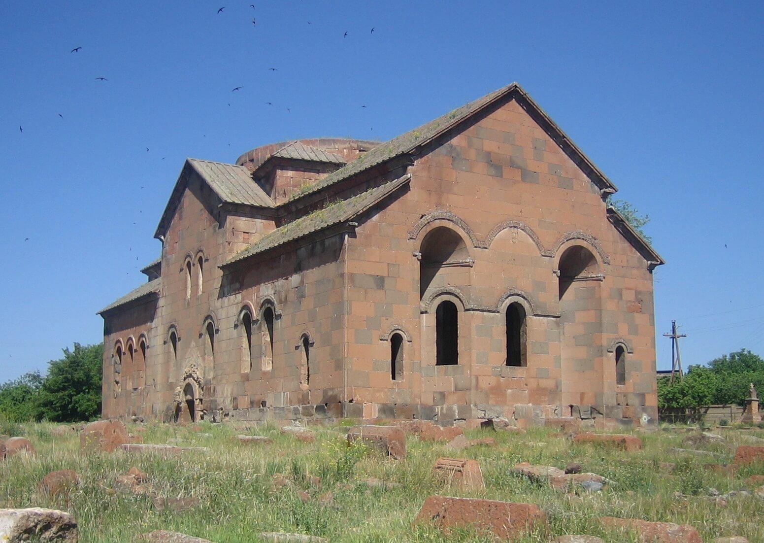 Saint Gregory Church