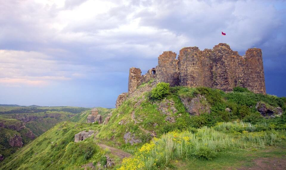 The History of The Amberd Fortress