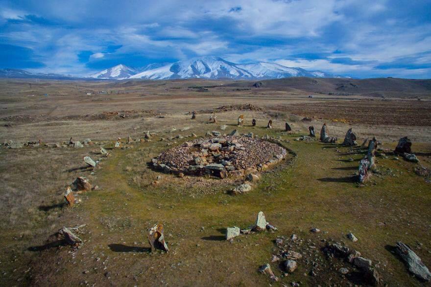 The Armenian Stonehenge - Zorac Karer
