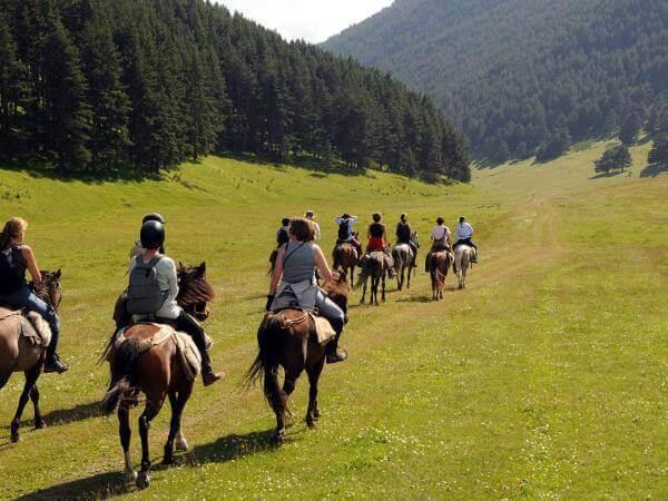 Ecotourism in Armenia:#3 Horse riding