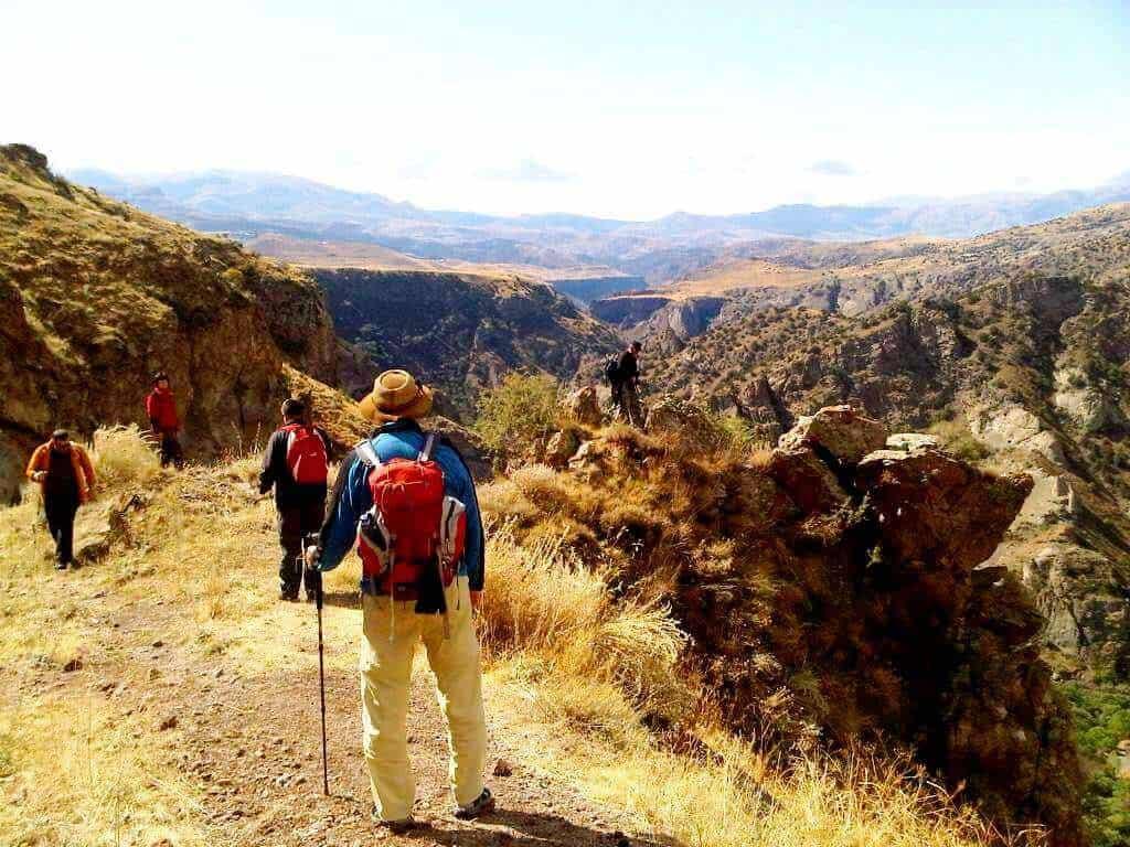 Ecotourism in Armenia:#1 Mountaineering