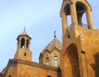 Saint Sarkis Church