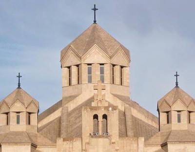 Saint Gregory the Enlightener Cathedral