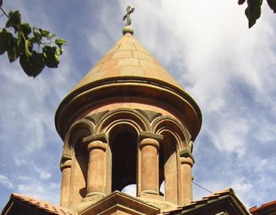 Церковь Зоравор Святой Богородицы