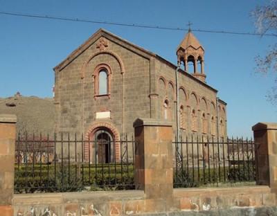 Սուրբ Մեսրոպ Մաշտոց եկեղեցի