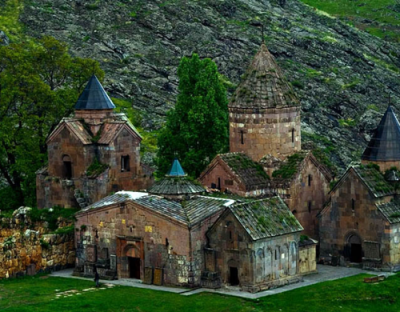 Goshavank